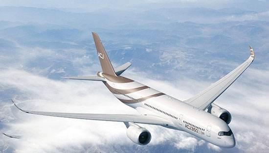 نمای داخلی لوکس ترین هواپیماهای جهان