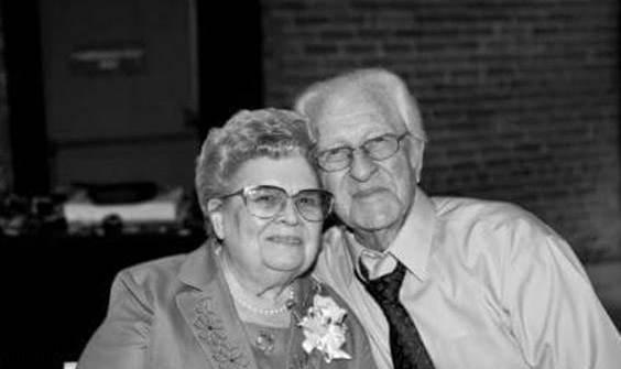 مرگ رمانتیک این زوج در بیمارستان جهانی شد