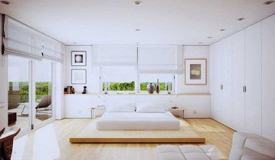 انواع مدل های اتاق خواب مدرن و جدید 2019