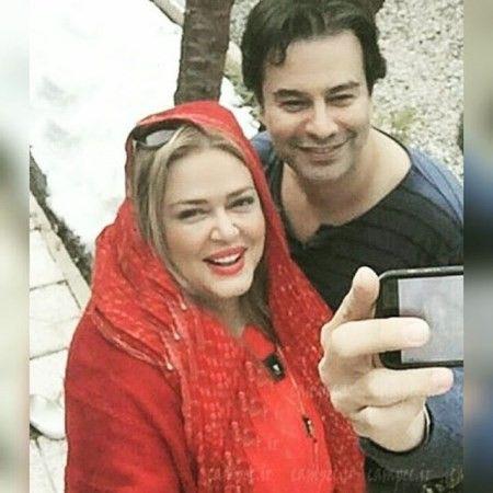 عکس های عاشقانه از بازیگران معروف ایران