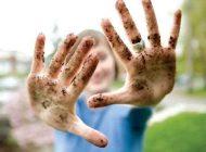 دست های آلوده را به این نواحی بدن نزنید