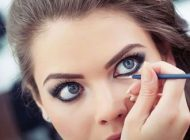 آموزش تصویری خط چشم برای مدل های چشم