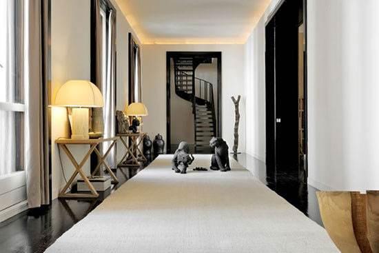 چیدمان و دکوراسیون خانه طراحان مد معروف دنیا