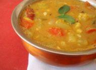 آموزش تهیه سوپ لپه و هویج خوشمزه