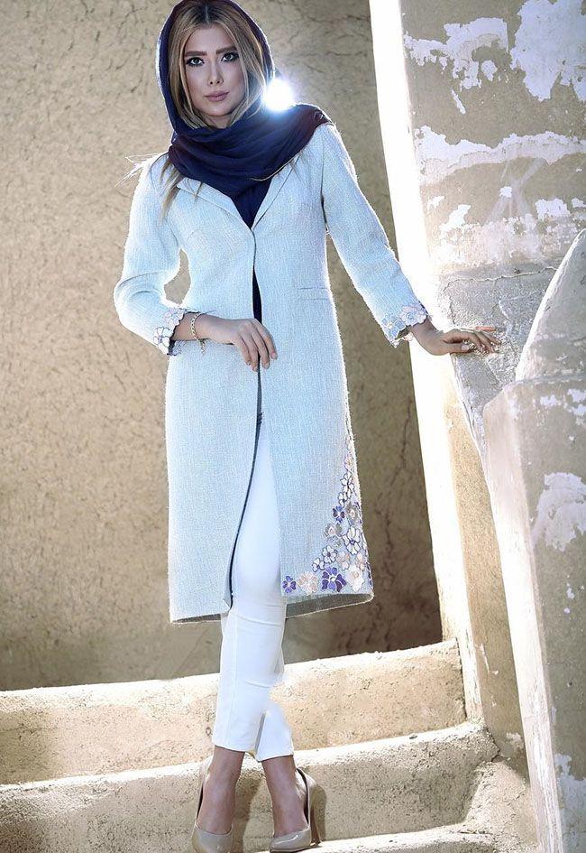 مدل های مانتو زیبا از برند ایرانی Rasoulian