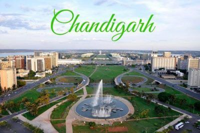 چندی گر شهر زیبا و رویایی در هندوستان