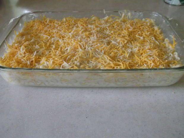 آموزش تهیه ماکارونی با پنیر خوشمزه