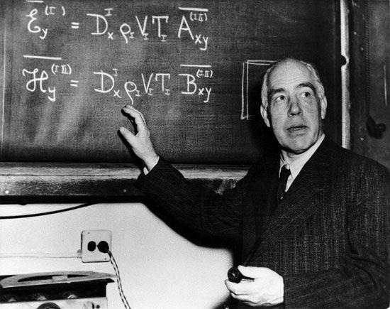 نیلز بور نابغه دنیای فیزیک و نظریه اتمی