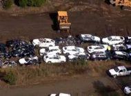 خودروهای BMW شاسی بلند که نابود شدند