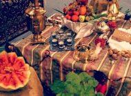 سنت های شب یلدا استان کرمانشاه