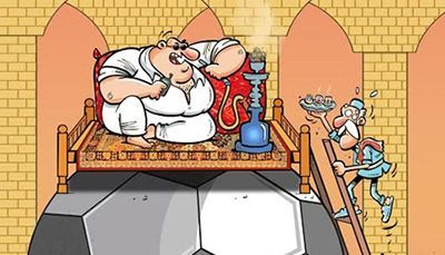 زیباترین کاریکاتورهای جدید اجتماعی روز