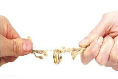 بررسی مهمترین علت های طلاق در جامعه