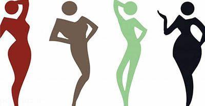 ست کردن لباس زنان بر اساس شکل بدن