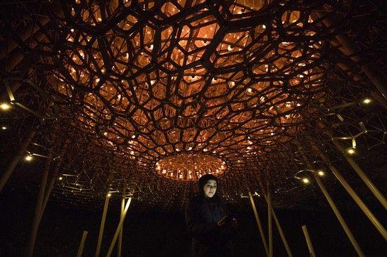 فستیوال های نورانی زیبا در سراسر جهان