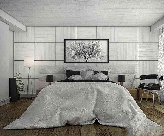 انواع مدل های اتاق خواب مدرن و جدید 2017