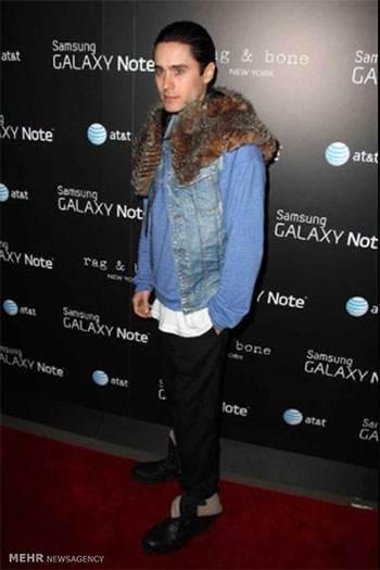 خنده دارترین لباس های ستاره های معروف جهان