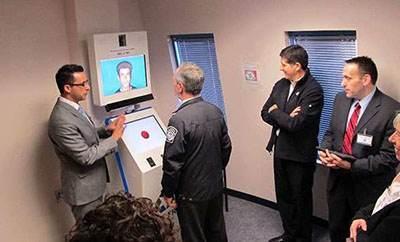 فناوری شناسایی افراد دروغگو در فرودگاه