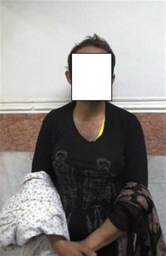 مرد سارق امامزاده ها با چادر زنانه دستگیر شد