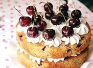 آموزش تهیه کیک آلبالو خوش طعم و عالی
