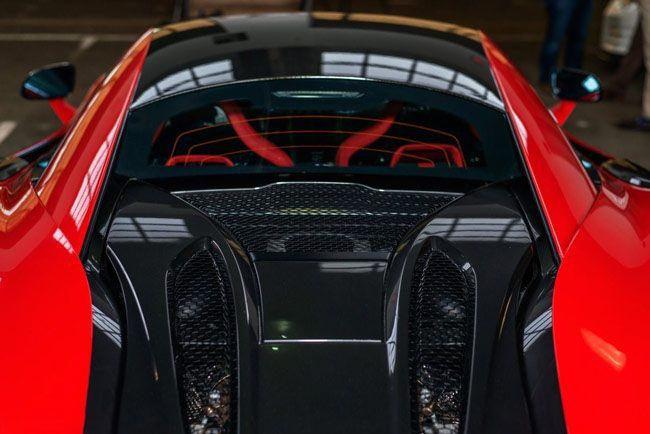 جدیدترین مدل خودرو اسپرت مک لارن بدون رقیب