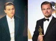 تغییر چهره بازیگران فیلم تایتانیک طی 18 سال