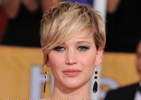 زیباترین مدل موهای کوتاه جذاب زنانه هالیوودی