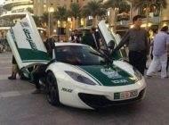 عکس لوکس ترین ماشین های پلیس جهان در دوبی