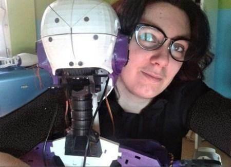 Image result for گفته های دکتر دیوید لوی درباره ازدواج ربات ها