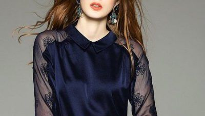 مدل های بلوز زنانه زیبا مخصوص مجالس