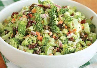 طرز تهیه سالاد سبزیجات خوش طعم