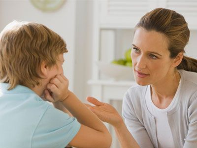 راهنمایی والدین برای برخورد با دروغ کودکان