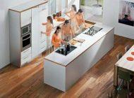 دکوراسیون آشپزخانه ارگونومیك و بهترین سازگاری
