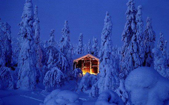شگفت انگیزترین مکان دنیا در کریسمس