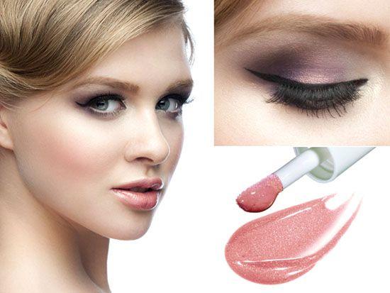 انواع جذاب ترین مدل های آرایش صورت جدید