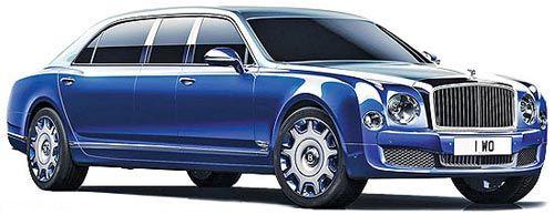 برترین خودروهای ضدگلوله جهان را بشناسید