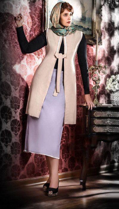 زیباترین مدل مانتو مجلسی زنانه برند سارگل