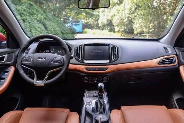 خودرو Chery Tiggo 7 را به زودی در ایران ببینید