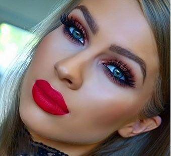 جذاب ترین مدل های آرایش صورت 2017