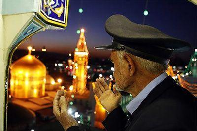 رسم های شهادت امام رضا (ع) در شهر مشهد