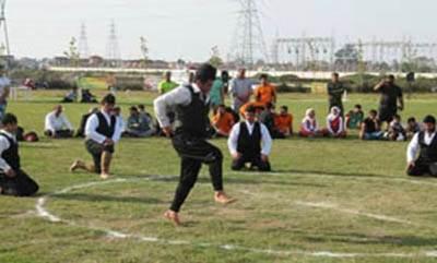 معرفی بازی های محلی جالب در استان فارس