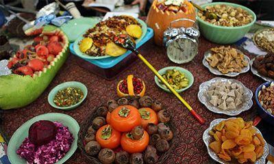توصیه های تغذیه ای برای شب یلدا