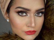 مدل آرایش عربی و خلیجی از Sumera Waheed