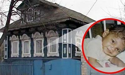 عاقبت دختری که در خانه متروکه تنها گذاشته شد