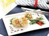 دستور تهیه کوکوی خوشمزه ماهی سوخاری