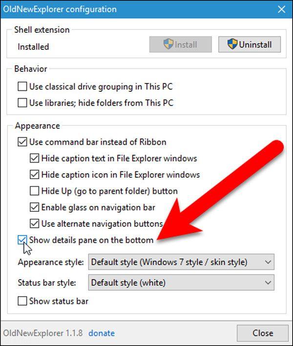 آموزش تغییر دادن فایل اکسپلورر ویندوز 10