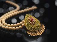 مدل گردنبند و جواهرات زیبای هندی از Shree Rajmahal