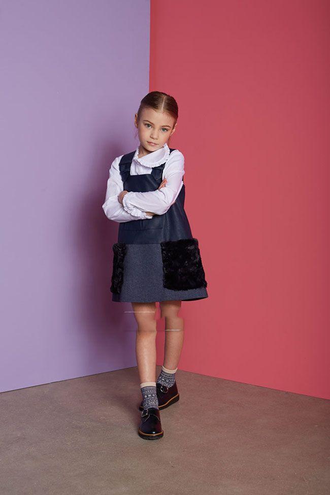 مدل های جدید لباس مجلسی بچه گانه دخترانه Valmax