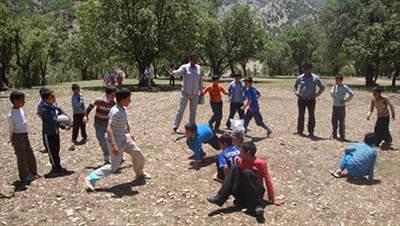 معرفی بازی های محلی مردم استان ایلام