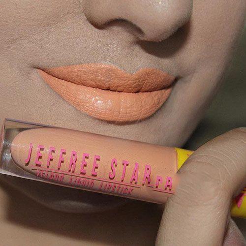 انواع بهترین رنگ های رژ لب Jeffree Star