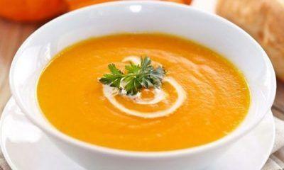 آموزش آشپزی سوپ پیاز و سیب زمینی خوشمزه